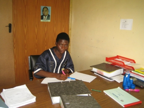 Pardon has been accepted to the University of Zambia for a Bachelor of Science degree in the School of Natural Sciences.