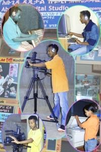 Ethiopia studio
