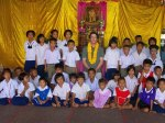 Thai children sponsored through ChildFund International