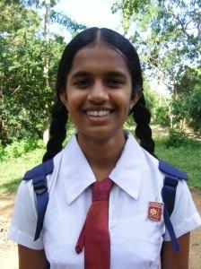 ChildFund youth in Sri Lanka