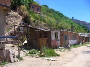 favela Brazil urban poverty ChildFund