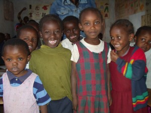Children Africa poverty economy well-being