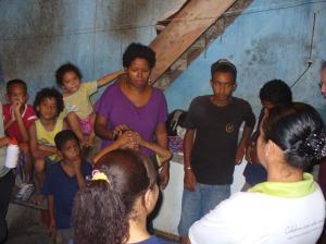 ChildFund povery Brazil favela