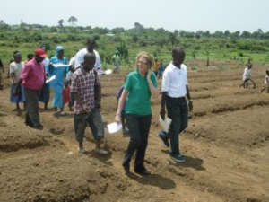 Anne Lynam Goddard Liberia ChildFund