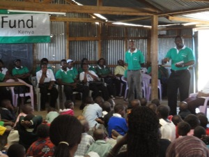 ChildFund Kenya