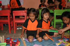 Children in ECD