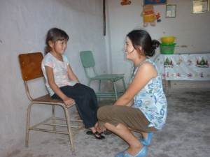 Community health volunteer photo