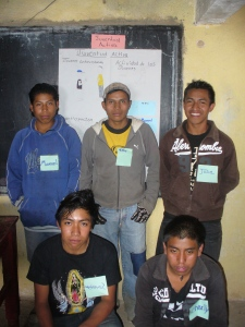 photo of Guatemalan youth