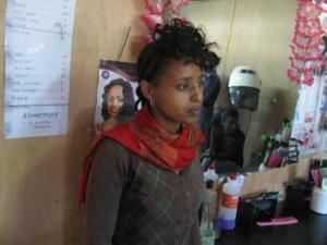 Ethiopian youth
