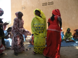 Senegal women