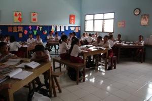 Dwi's classroom