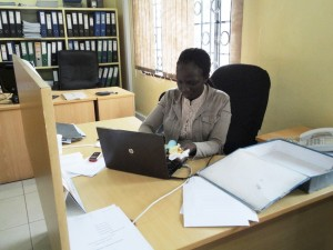 Dephine, Finance Intern