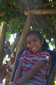 Rosita's daughter, Elia