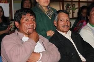 two community members