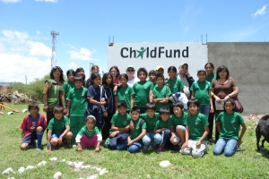A youth group in Tarija, Bolivia.