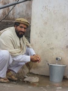 Afghanistan man