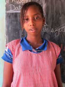 Guinean girl