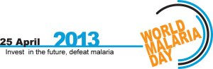 World Malaria Day logo