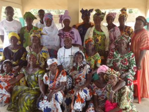 women from The Gambia