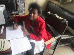 Zambia girl
