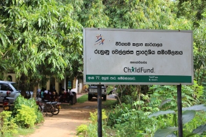 ChildFund sign in community