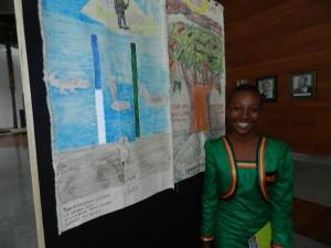 Zambian girl