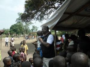 Ivory Coast refugees
