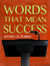 Words That Mean Success book cover