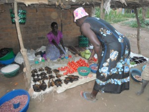 Agnes in Uganda