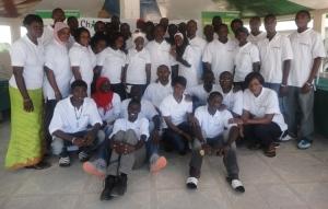 Gambian alumni